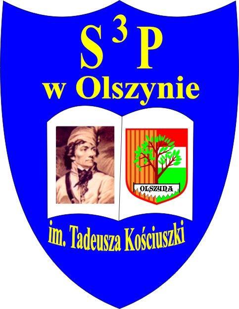 Herb - Szkoła Podstawowa Nr 3 im. Tadeusza Kościuszki w Olszynie
