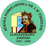 Herb - Szkoła Podstawowa Nr 1 im. Władysława Jagiełły w Tuszynie