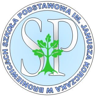 Herb - Szkoła Podstawowa im. Janusza Korczaka w Broniewicach
