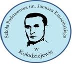 Herb - Szkoła Podstawowa im Janusza Kusocińskiego w Kołodziejewie