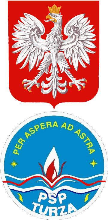 Herb - Publiczna Szkoła Podstawowa w Turzy