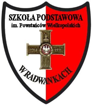 Herb - Szkoła Podstawowa im.Powstańców Wielkopolskich w Radwankach