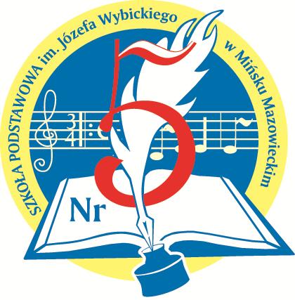Herb - Szkoła Podstawowa nr 5 w Mińsku Mazowieckim