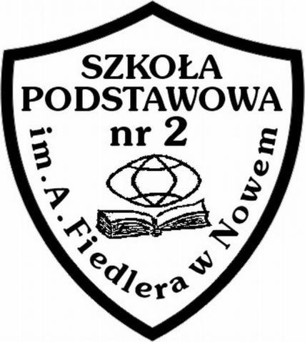 Herb - Szkoła Podstawowa nr 2 w Nowem