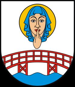 Herb - Szkoła Podstawowa w Pomiechówku im. Gen. Wiktora Thomme'e