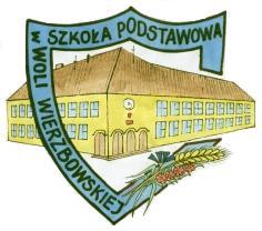 Herb - Szkoła Podstawowa im.św.Stanisława Kostki  w Woli Wierzbowskiej