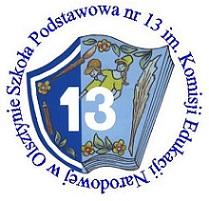 Herb - Szkoła Podstawowa Nr 13  im. Komisji Edukacji Narodowej