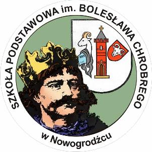 Herb - Szkoła Podstawowa im. Bolesława Chrobrego
